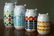 Ceramic + bowls