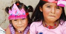 Villa Maria, Lima, Peru - Children and Community / Since 1996, VM is Quest's longest running project. Help out in the community by constructing housing for its most vulnerable members and entertaining the children