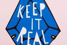 I ♥️ keepin' it real