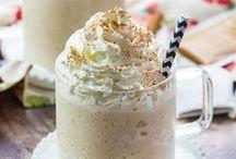 Drinks, Smoothies, and Shakes / Things to sip, chug, guzzle, or slug.