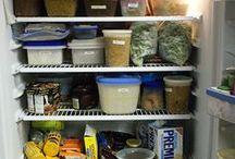 Freezer Meals / Individual recipes for freezer meals.