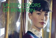 Benetton Magazine, Autumn 2014 / Time seems to stand still in Venice, frozen in an era where cultivated beauty was on display during masquerade balls in lavish eighteenth-century palaces and at concerts in grandiose theaters. This type of refined atmosphere calls for a chic dress code, featuring unprecedented fabrics and precious accessories. The vast color palette slips away to make room for one color only: black, the indisputable symbol of class. Venice's razzle-dazzle and elegance will leave you awe-struck! / by United Colors of Benetton