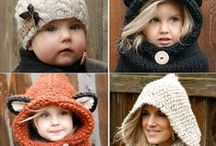 knitted hats for babies