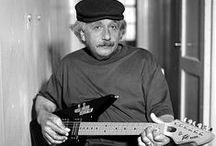 The Genius of Einstein / by Jill Marie Greenhill