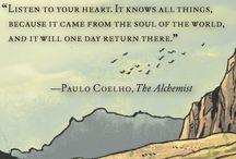 The Philosophers / Rumi, Rilke, Coehlo, & Gibran / by Jill Marie Greenhill