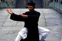 Taijiquan / I have been practicing Taijiquan (tai chi) for 8 years. Here's some cool poses and other stuff.