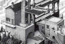 Art - M.C. Escher