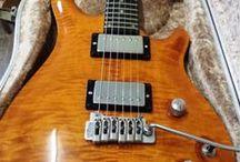 Guitars - Patrick Eggle