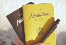 Gifts for the Traveller / Gift ideas for the ethically-minded adventurer and those who love to travel.