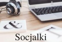 Social media / Pinterest, google+, facebook - social media tips for bloggers