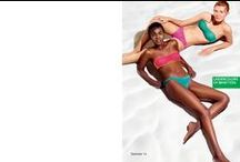 SUMMER 2016 - BEACHWEAR COLLECTION / Draws inspiration from bright coloros and the purity of crystal-clear waters to give you a summer full of glamour and fun times.  Bikinis, bandeaus, one-piece swimsuits and colorful swim trunks for the first sunbathing sessions of the season. / by United Colors of Benetton