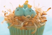 Little Bird Baby Blessing Ideas / Blue birdie + little bird themed baby blessing party ideas / by Amber Pugmire