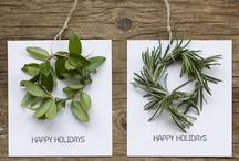 Inspiration: Handmade Holidays / by LaElyse