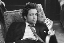 Mr. Pattinson / by Sarah Woods