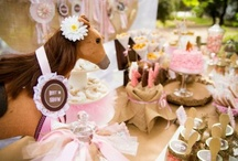 Cowgirl Princess Party / by Katie McClure
