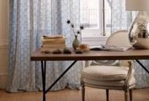 Winter Blues Livingroom