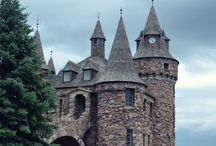 Castles and More / Castles and neat places to go