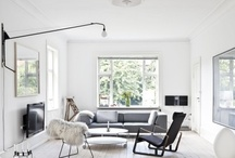 Interior inspirations / by Rebecca Meadley