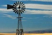 Water & Wind Mills / Mills / by Southerly Creations