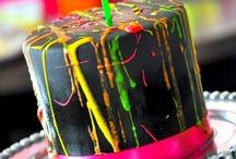 Neon Glow in the Dark Dance Party Ideas / Neon Glow in the Dark Dance Party Ideas / by Amber Pugmire