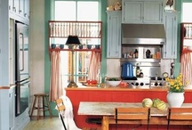 Kitschy Kitchen  / by Selene Kupper