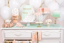 Wedding Shower Inspiration  / For Ashlee's pre-wedding celebration!! <3