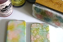 Crafts: Alcohol Inks