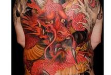 Cool Tattoos / by Brett P