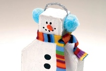 Christmas: Snowmen / by Southerly Creations