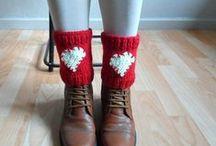 Knitting&Crochet / Knitting and Crochet / by i.