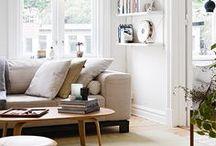 Living Room Inspiration / by Kelli Dunn (The Corner Kitchen)
