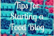 Blogging / by Kelli Dunn (The Corner Kitchen)