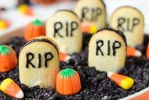 Halloween / Halloween treats, eats & drinks / by Kelli Foster