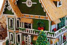 Gingerbread House Supreme