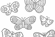 Coloring Pages / by Debra Lindsey