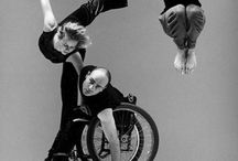 Move / all kinds of dance and all kinds of dancers. movement, yoga, soaring, aerial silks... / by Ann MacMillan