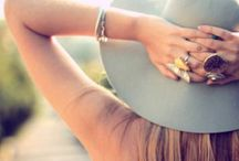Style: Hats and gloves / by LaElyse