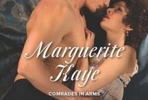 The Soldier's Rebel Lover / Last book in the Comrades in Arms series, this has a Spanish female resistance fighter as its heroine, and a Scottish soldier as its hero
