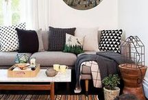 Lush Living Rooms / Beautiful living rooms