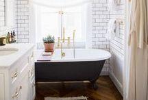 Beautiful Bathrooms / Bathroom inspiration