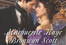 Regency Summer House Party Duet / One grand midsummer party, a star-studded guest list, two romances. A collaboration between Marguerite Kaye and Bronwyn Scott, to be released Summer 2016