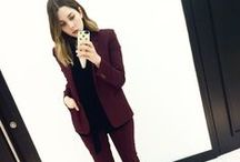 Workwear / Outfit inspiration for the office
