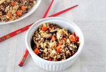 Healthy Vegetarian Main Meals / Healthy, veggie options for dinner
