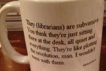 Awkward Librarian / www.awkwardlibrarian.com / by Megan Walter