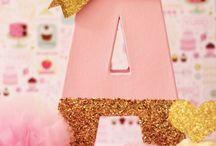 Aurora rose 1st birthday ideas