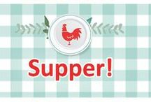 Supper! / Great ideas for supper that are simple, delicious, and budget friendly!