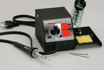 American Beauty Tools / These American-made soldering stations offer the high thermal capacity of American Beauty's traditional product line with amazing controllability.