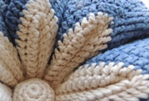 IDEAS: crocheted Pillows/Rugs/Baskets/Home Accessories / Inspiration / by Barbara Worn