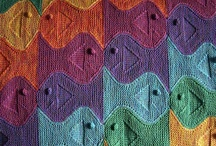 Afghans/Quilts #2 / by Barbara Worn