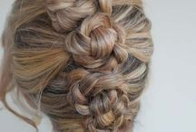 Hair styles / Great hair ideas for any occasion.  / by Michaela King